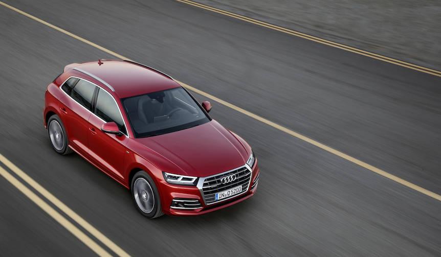 よりスポーティに進化した2代目Q5を初披露|Audi