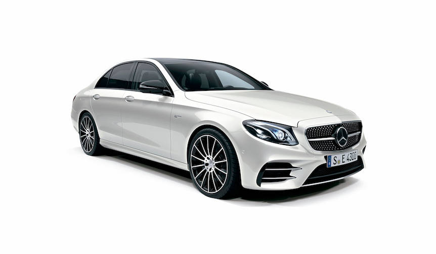 新型Eクラス初のAMGモデルが登場 Mercedes-AMG