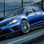 カーボンをあしらったゴルフRの限定モデル|Volkswagen