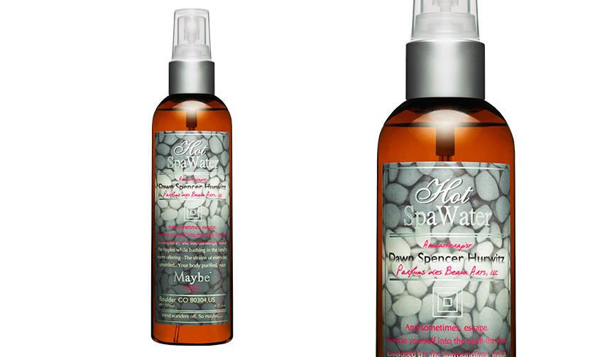 肌と心をチューニングするホット スパウォーター発売|DAWN Perfume