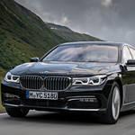 7シリーズのPHV「740e iPerformance」に試乗 BMW