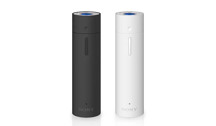香りを持ち運ぶパーソナルアロマディフューザー「AROMASTIC」|Sony