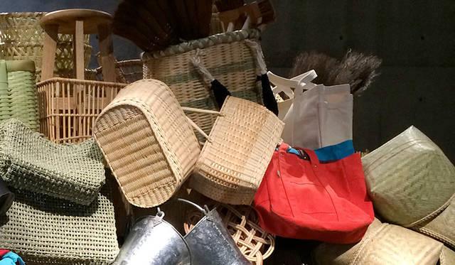 ジャスパー・モリソン氏監修による「Chairs, Baskets + Books」展開催|MARUNI