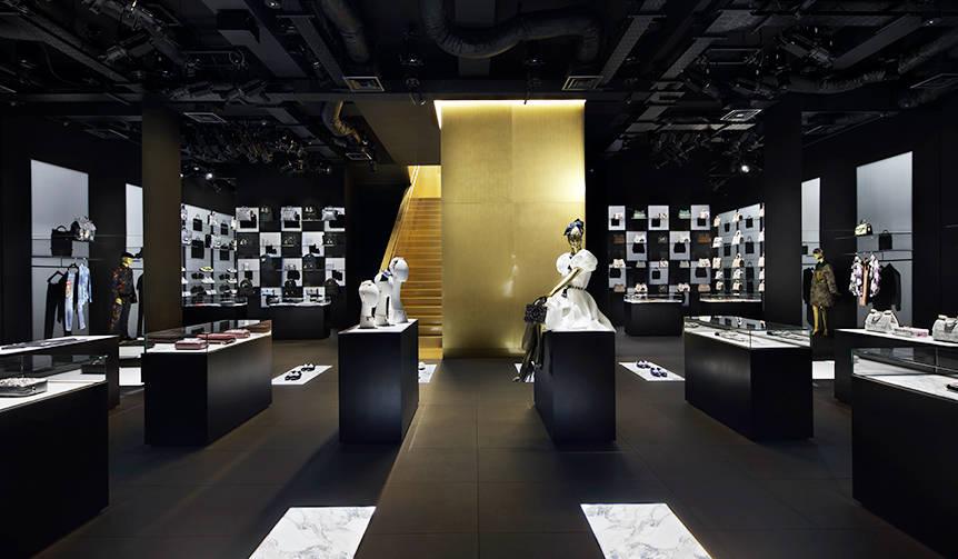 ドルチェ&ガッバーナ 青山に新たな旗艦店オープン|DOLCE&GABBANA