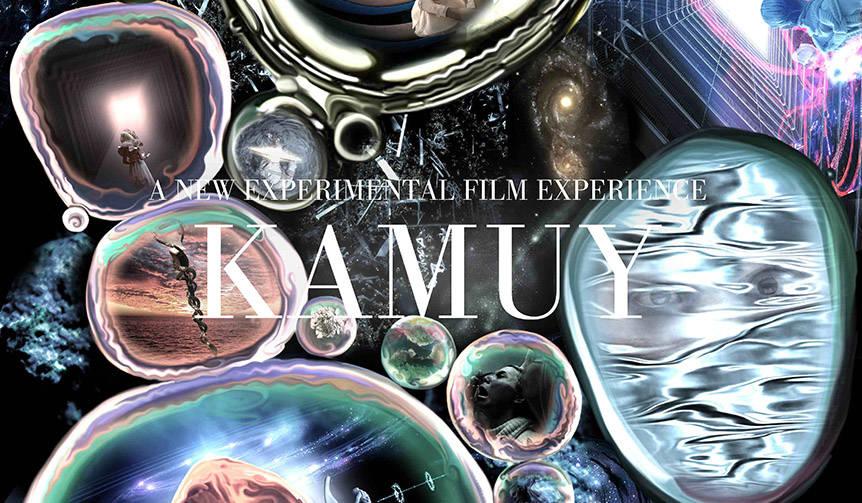 体感型アートフィルム「KAMUY」が限定公開 ART