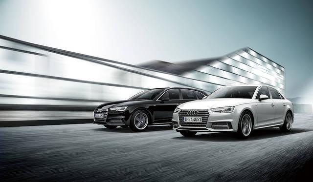 アウディA4に1.4リッターのエントリーモデルを追加|Audi