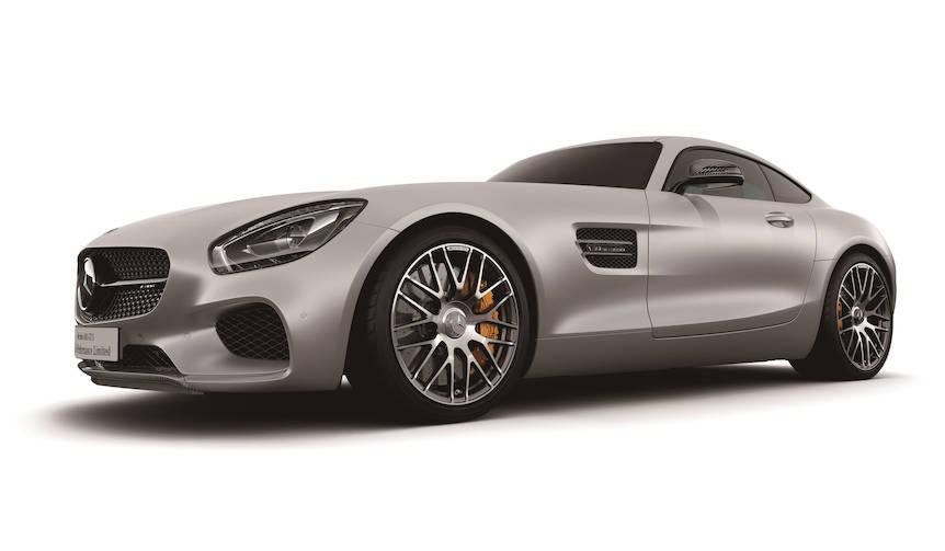 メルセデスAMG GTにカーボン採用の特別仕様車|Mercedes-AMG