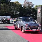 「2016 トヨタ博物館 クラシックカー・フェスティバル in 神宮外苑」が開催|CAR