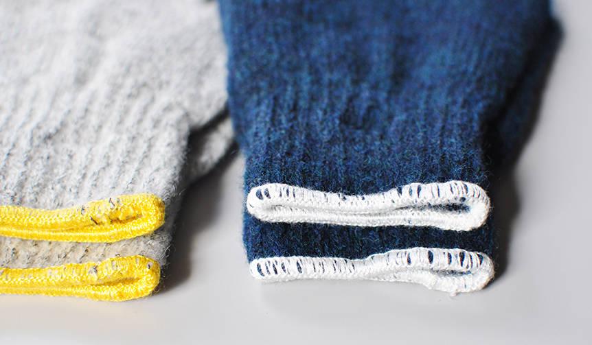 あたたかさと手頃な価格帯で人気。ウール製の軍手に新色がラインアップ|TEMBEA