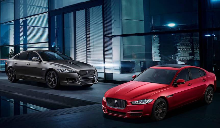 XE、XFディーゼルモデルに特別仕様車 Jaguar