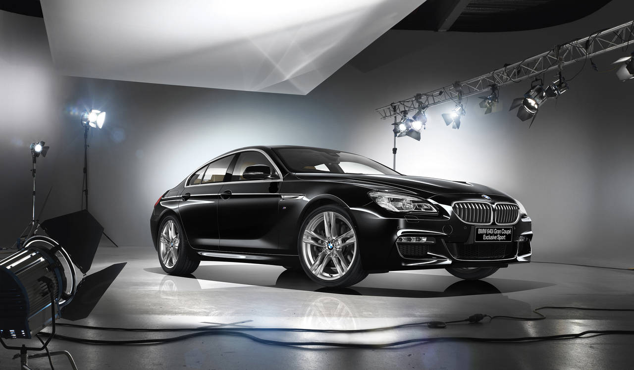 BMW100周年を記念した6シリーズグランクーペの特別仕様車|BMW