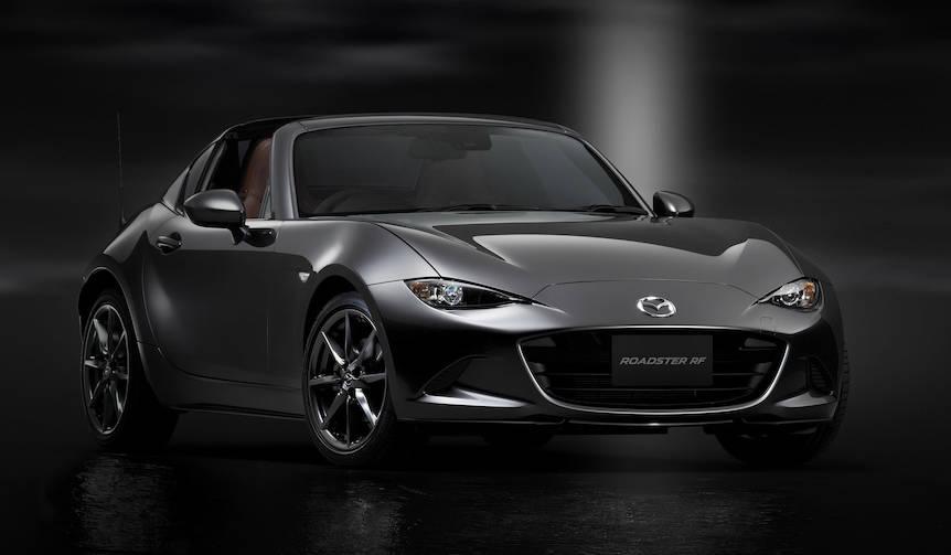 リトラクタブル ハードトップの「ロードスター RF」を発表|Mazda