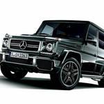 Gクラスに最新インフォテイメントを導入|Mercedes-Benz