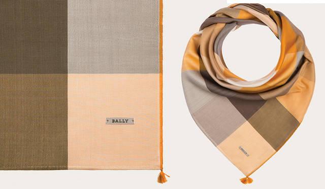 バリーがカンボジア女性エンパワーメント支援のため500枚限定スカーフを発売|BALLY
