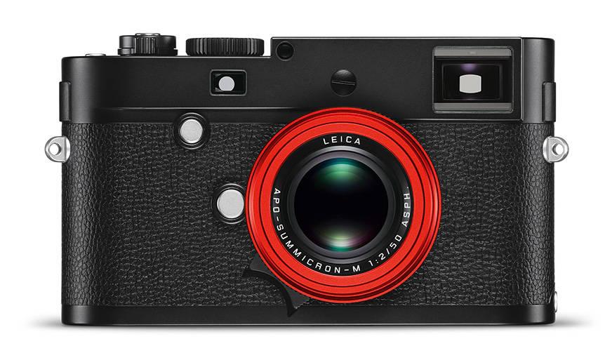 高性能レンズ「ライカ アポ・ズミクロン M f2.0/50mm ASPH.レッド」登場|LEICA