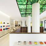 ロエベ世界最大規模の旗艦店「カサ ロエベ マドリード」オープン LOEWE