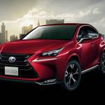 レクサスNXにスタイリッシュな特別仕様車|Lexus