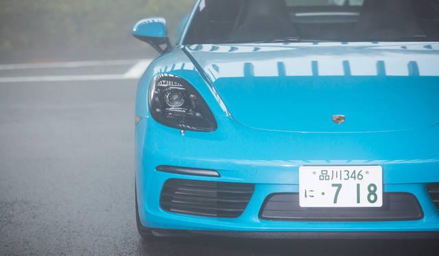 ポルシェ718ケイマンと、ある夫婦のストーリー Porsche