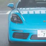 ポルシェ718ケイマンと、ある夫婦のストーリー|Porsche