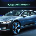 ジャガーがLA自動車ショーで発表したピュアEV、I-ペースとは|Jaguar