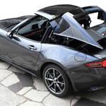 リトラクタブルハードトップの「ロードスター RF」に試乗|Mazda