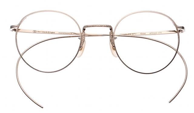 二代目・オリバー・ゴールドスミスが愛用した眼鏡が復刻|Oliver Goldsmith