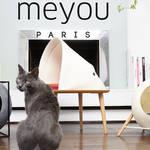 フランス発のデザインキャットハウスシリーズが日本上陸|DESIGN