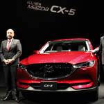 マツダ、2代目CX-5を発表|Mazda