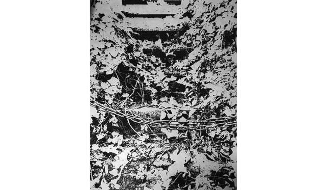 線香画家、市川孝典氏の個展「grace note」が開催|ART