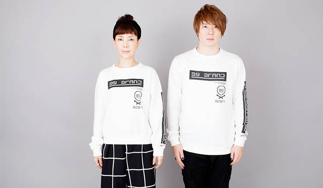 戸田恵子×植木 豪|BG BOXLOGOの新作Tシャツ発売!
