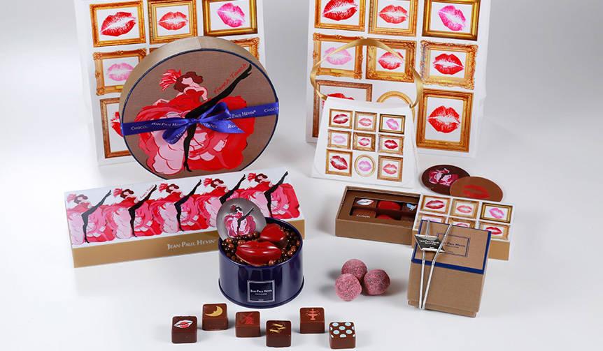 ジャン=ポール・エヴァンの「2017 バレンタイン コレクション」が登場|EAT