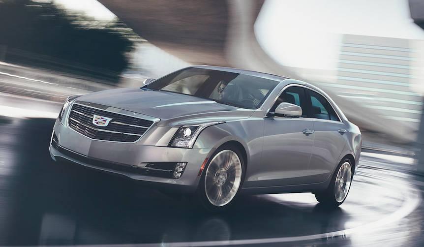 キャデラック「ATS」と「CTS-V」の装備と価格を変更 Cadillac