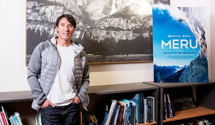 メディテーション山岳映画『MERU/メルー』監督 ジミー・チンインタビュー|INTERVIEW