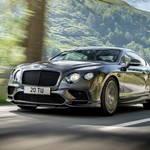 最速の4座ベントレー「コンチネンタル スーパースポーツ」発表|Bentley