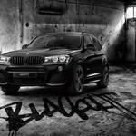 内外装を黒で統一したBMW Xシリーズの特別限定モデル|BMW