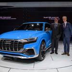 デトロイトで新モデル「Q8」のコンセプトモデルなどをワールドプレミア|Audi