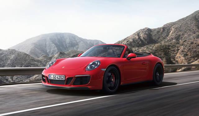 911シリーズにスポーティなGTSモデルを設定 Porsche