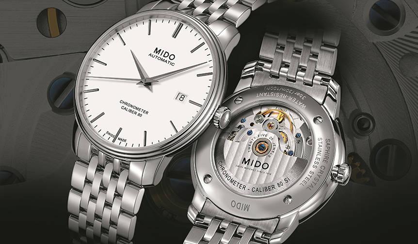 バロンチェッリシリーズ40周年記念モデルが登場|MIDO
