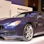 最新クアトロポルテ国内販売を開始 Maserati