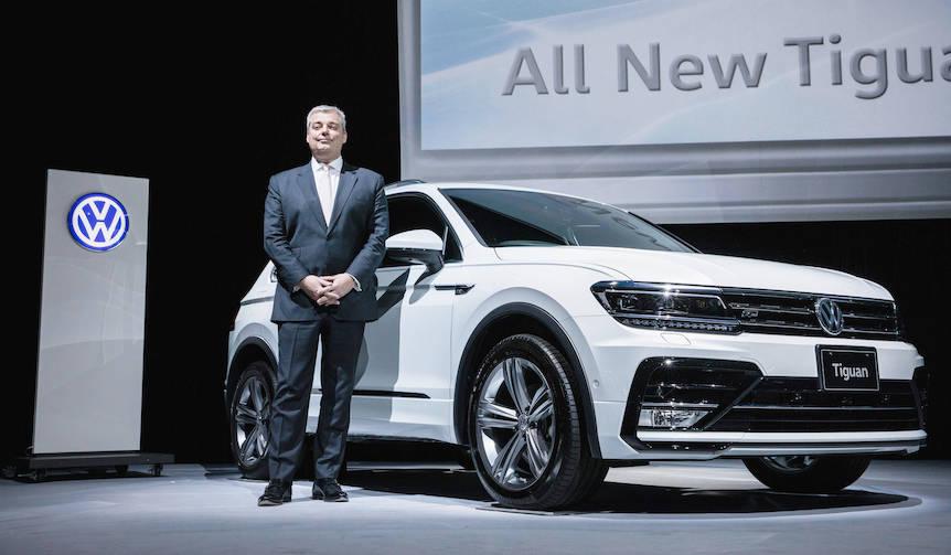 フォルクスワーゲン、新型ティグアンを発表|Volkswagen