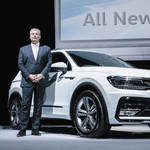 フォルクスワーゲン、新型ティグアンを発表 Volkswagen