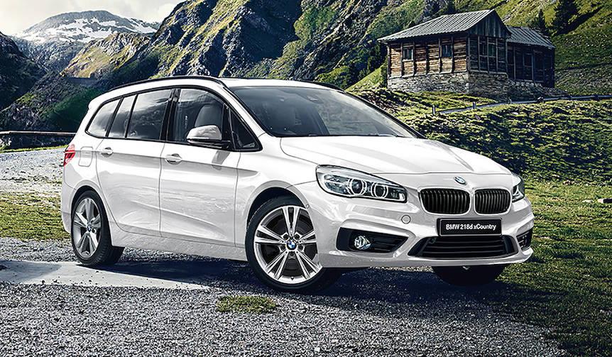 BMW 2シリーズにディーゼル+四駆モデル|BMW