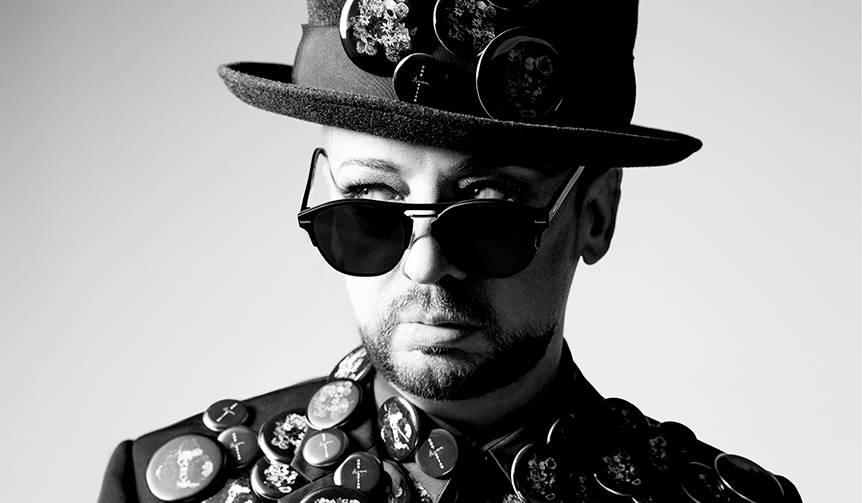 ボーイ・ジョージやラミ・マレックが纏う2017サマーコレクション|DIOR HOMME
