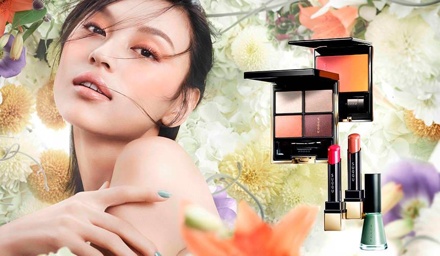 【1月20日発売】スックの春カラーコレクションは「和花」がテーマ|SUQQU