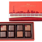 ラ・メゾン・デュ・ショコラが贈る、パリのバレンタイン|La Maison du Chocolat