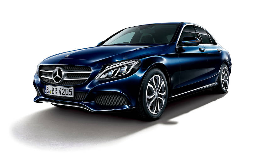 Cクラスに新グレード設定と仕様変更を実施|Mercedes-Benz
