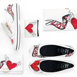ハートと翼を携えて。ロジェ ヴィヴィエのバレンタインコレクション発売|Roger Vivier