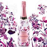 シャンドンが米津智之デザインの日本限定ボトルを展開|CHANDON