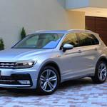 新型フォルクスワーゲン ティグアンに試乗 Volkswagen