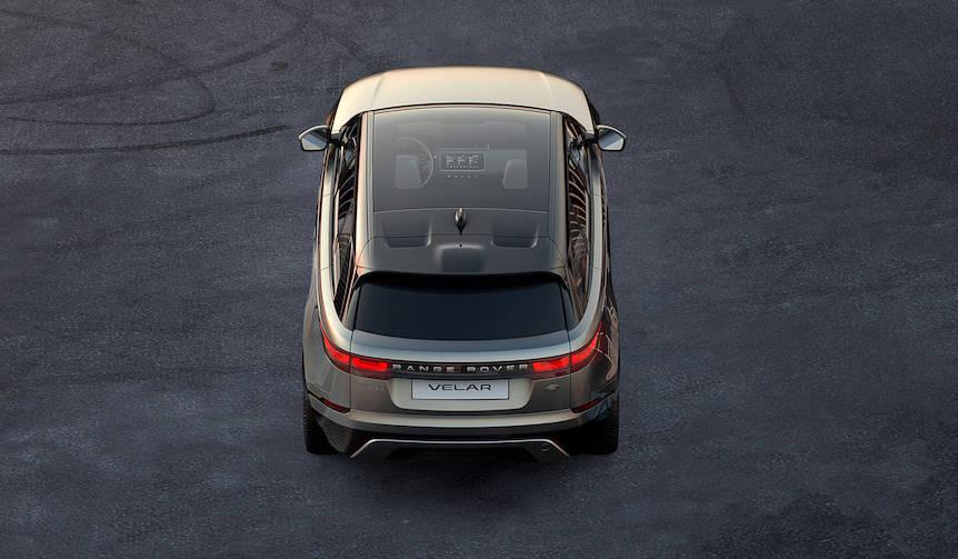 レンジローバー第4のモデル「ヴェラール」を予告|Range Rover